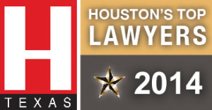 HTexas Top Lawyers 2014